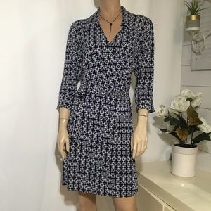 Laundry By shelli segal -  wrap dress (D08